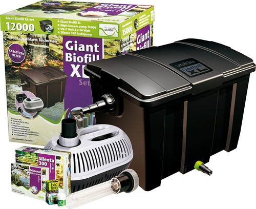 Giant Biofill XL Set 12000