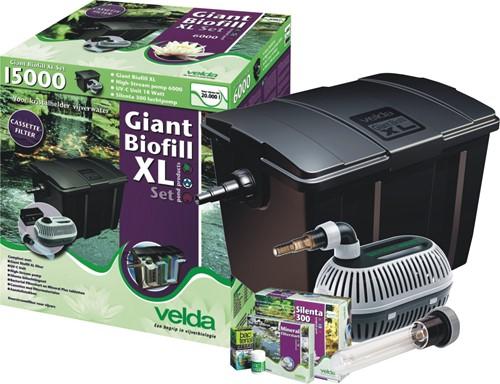 Giant Biofill XL set 15000