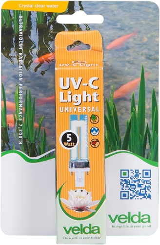Velda UV-C PL Lamp - 5 Watt