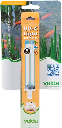 Velda UV-C PL Lamp - 9 Watt