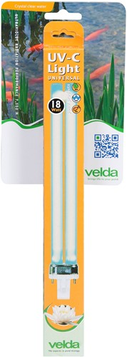 Velda UV-C PL Lamp - 18 Watt