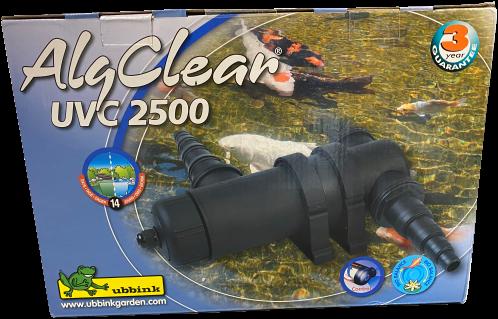 Ubbink AlgClear UVC 2500