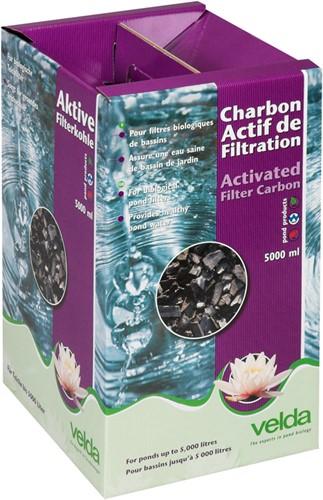 Actief Filterkool Velda 5 liter kopen?