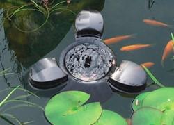 AquaForte drijvende skimmer met pomp