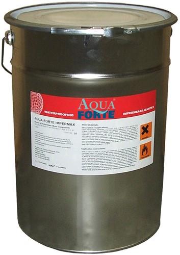 AquaForte Impermax vloeibare vijverfolie - groen RAL 5018 - 2,5 kilo