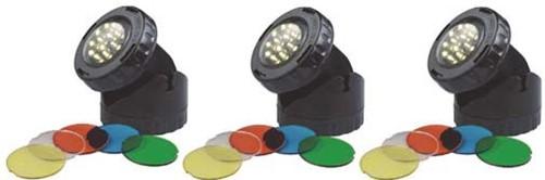 Aquaforte Pond & Garden LED Lampen 1,6W - 1 stuk