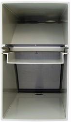 Aquaforte Ultrasieve 3 zwaartekracht zeefbochtfilter los zeefelement 200