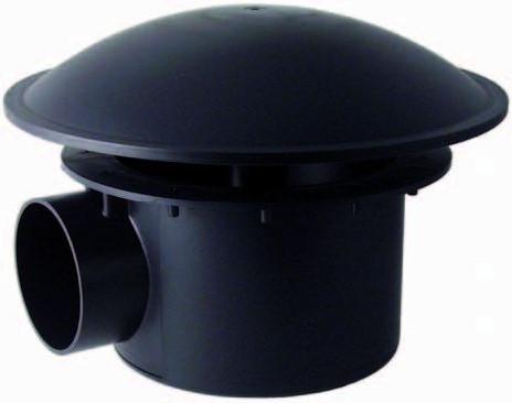Bodemdrain 110 mm