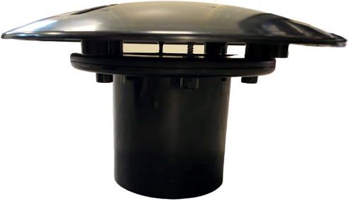 Bodemdrain zonder kamer - 63 mm