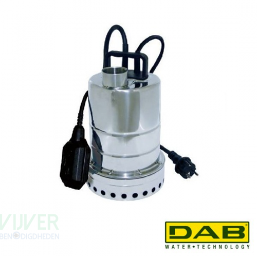 DAB Drenag dompelpomp 300MA met drijfvlotter 230V