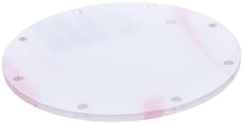 Transparante deksel EB-beadfilters