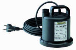 DAB Tallas Dompelpomp E160