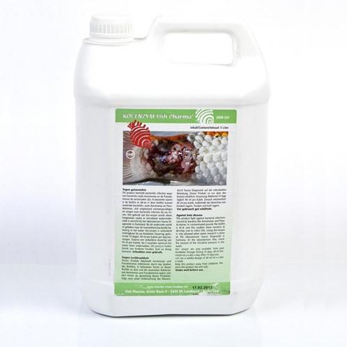 Fish Pharma Koi enzym - 5 liter