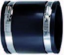 Flexibele sok - 63 mm