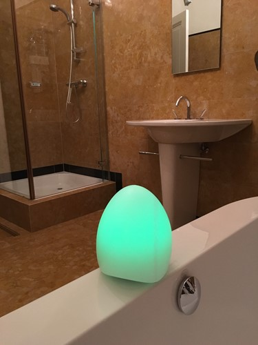 LED Verlichtingei met speaker