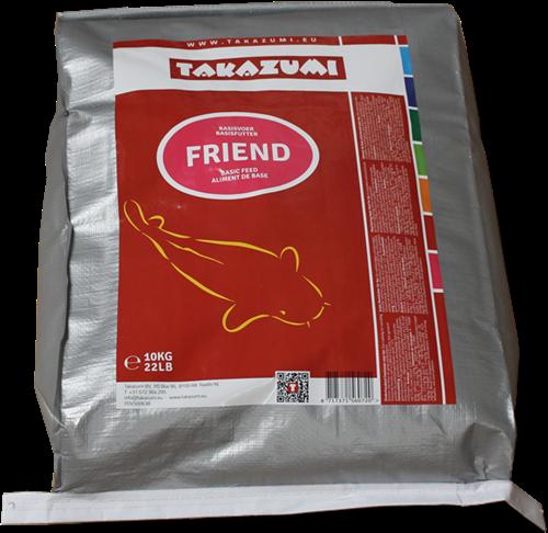 Takazumi Professional Koi Food - Friend 10 kg