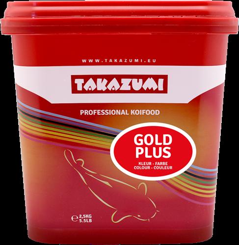 Takazumi Professional Koi Food - Gold Plus 2500 gr