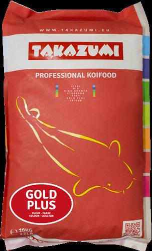 Takazumi Professional Koi Food - Gold plus 10 kg