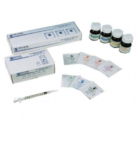 Hanna Reagentia (losse reagentia) - HI70004p IJKvloeistof pH 4/25 stuks