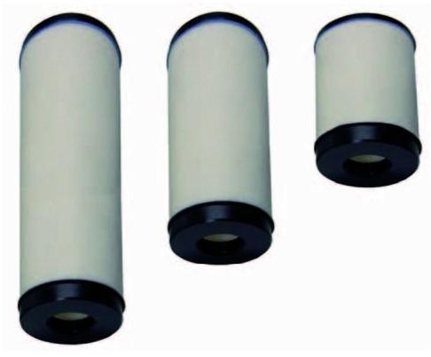HDPE Luchtuitstromer 70 x 400 mm