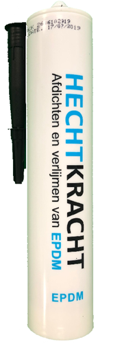 Hechtkracht EPDM Kit zwart - 290 ml