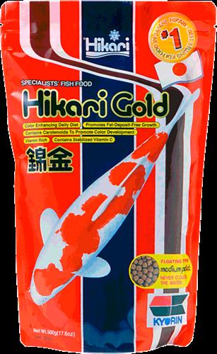 Hikari Gold Medium 500GR