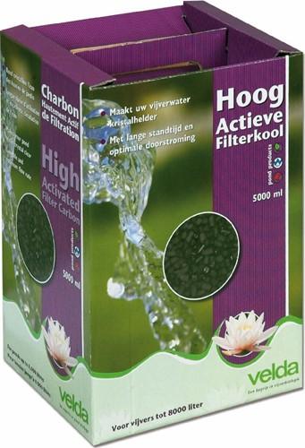 Hoog Actieve Filterkool Velda 5 liter