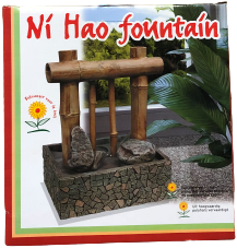 Ni Hao Fountain