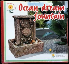 Ocean dream fountain