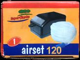 Supergarden airset 120