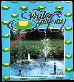 Water Symfony 850