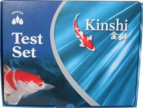 Kinshi Testset 1 pH/NH4/NO2