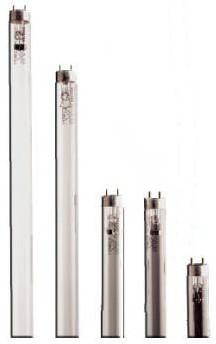 Losse UVC TL lampen - 12 Watt