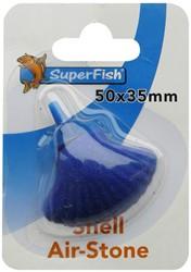 Superfish Luchtsteen schelp