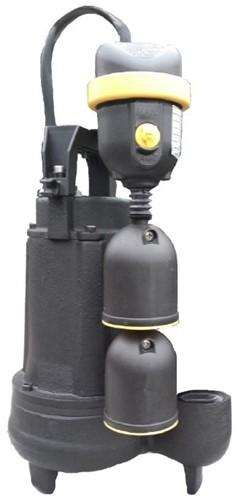 Melkstal Dompelpomp BKL 1.0M/VV