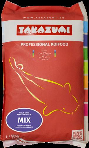 Takazumi Professional Koi food - mix 10 kg