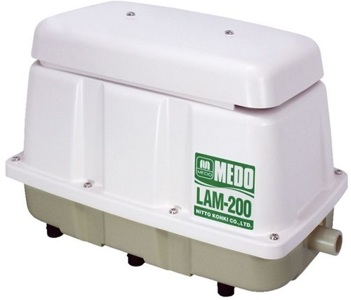 Nitto LAM-200 luchtpomp