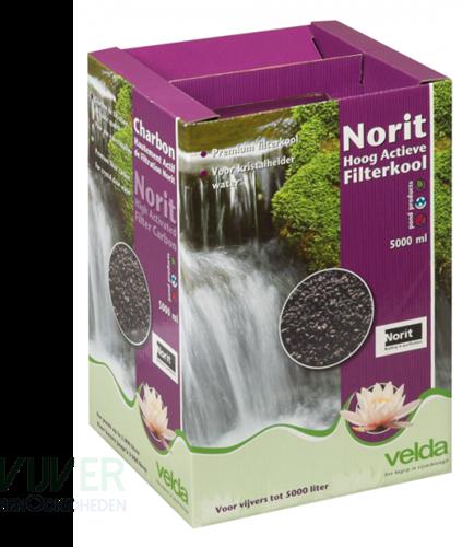Norit Actieve Filterkool Velda 5 liter