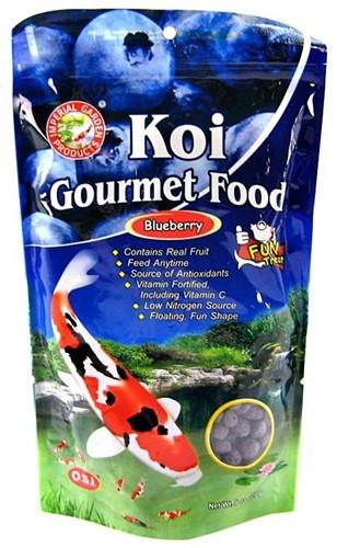 O.S.I. Koi Gourmet Blueberry