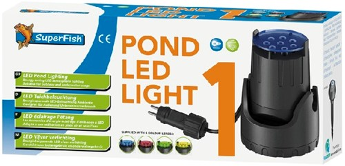 Superfish Vijver LED Light 1x