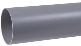 PVC Buis 75 mm (Lengte 1 meter)