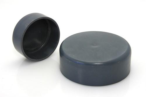 Eco-Line PVC Eindkap - 63 mm