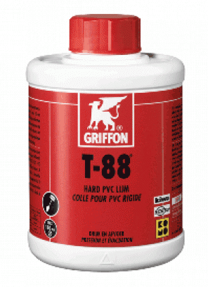 PVC Lijm Griffon T88 500 ml