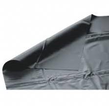 PVC vijverfolie 2 meter breed, dikte 0,5 mm