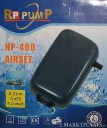 RP Pump Luchtpomp HP 400 Airset