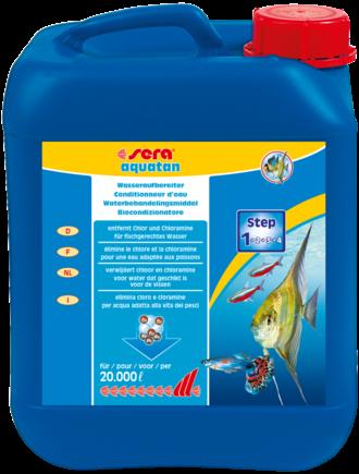 Sera Pond Aquatan - 5000 ml