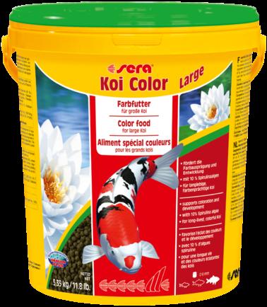 Sera Koi Color Large - 3800 ml