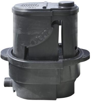 Sera Koi Professional 24000 vijverfilter met UV-systeem 55 Watt Basisvariant