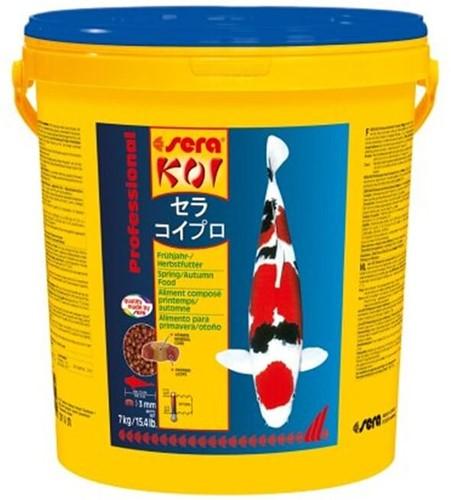 Sera Koi Professional -  Lente Herfstvoer - 7 kg