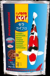 Sera Koi Professional -  Lente  Herstvoer 2,2 kg